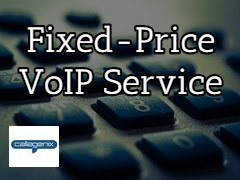 Fixed-Price VoIP